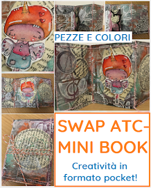 SWAP ATC MINI BOOK