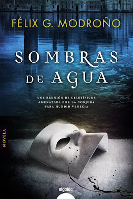 Sombras de agua - Félix G. Modroño (2016)