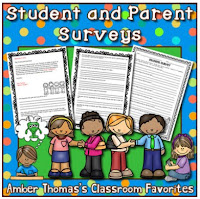 https://www.teacherspayteachers.com/Product/Back-to-School-Surveys-for-Parents-and-Students-273286