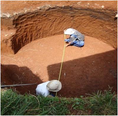 Cara Membuat Lantai Kerja Untuk Reaktor Biogas
