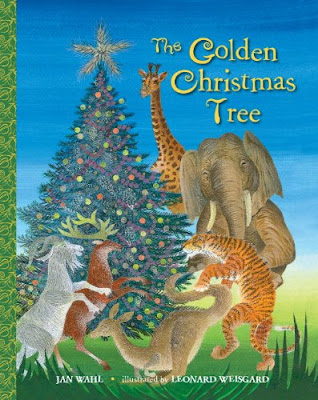 11 Wonderful Christmas Tree Picture Books for Children's