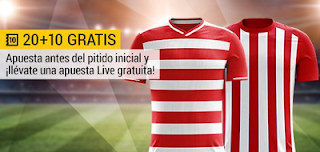 bwin promocion Granada vs Sporting 20 diciembre