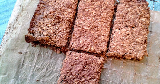 Moreish Flapjacks