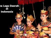 Lagu 34 Daerah di Indonesia [Penjelasan & Asalnya]