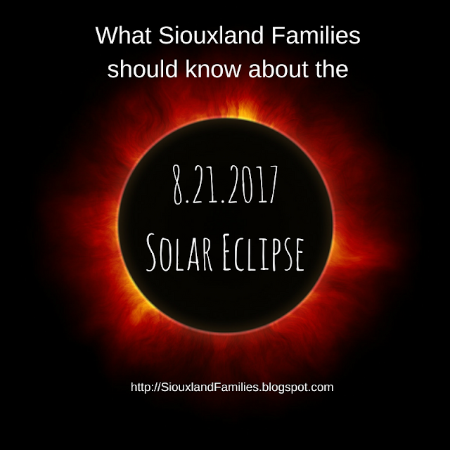what siouxland families should know about the eclipse