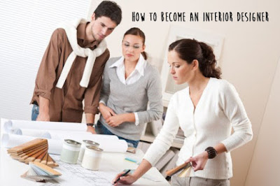 How to become Interior Designer