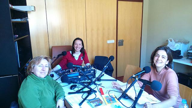 Radio, Tomi Ungerer, Angosta DI Mente, Encuentros en Sintonía