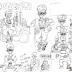 As obras quase completas de Akira Toriyama: Trabalho # 005