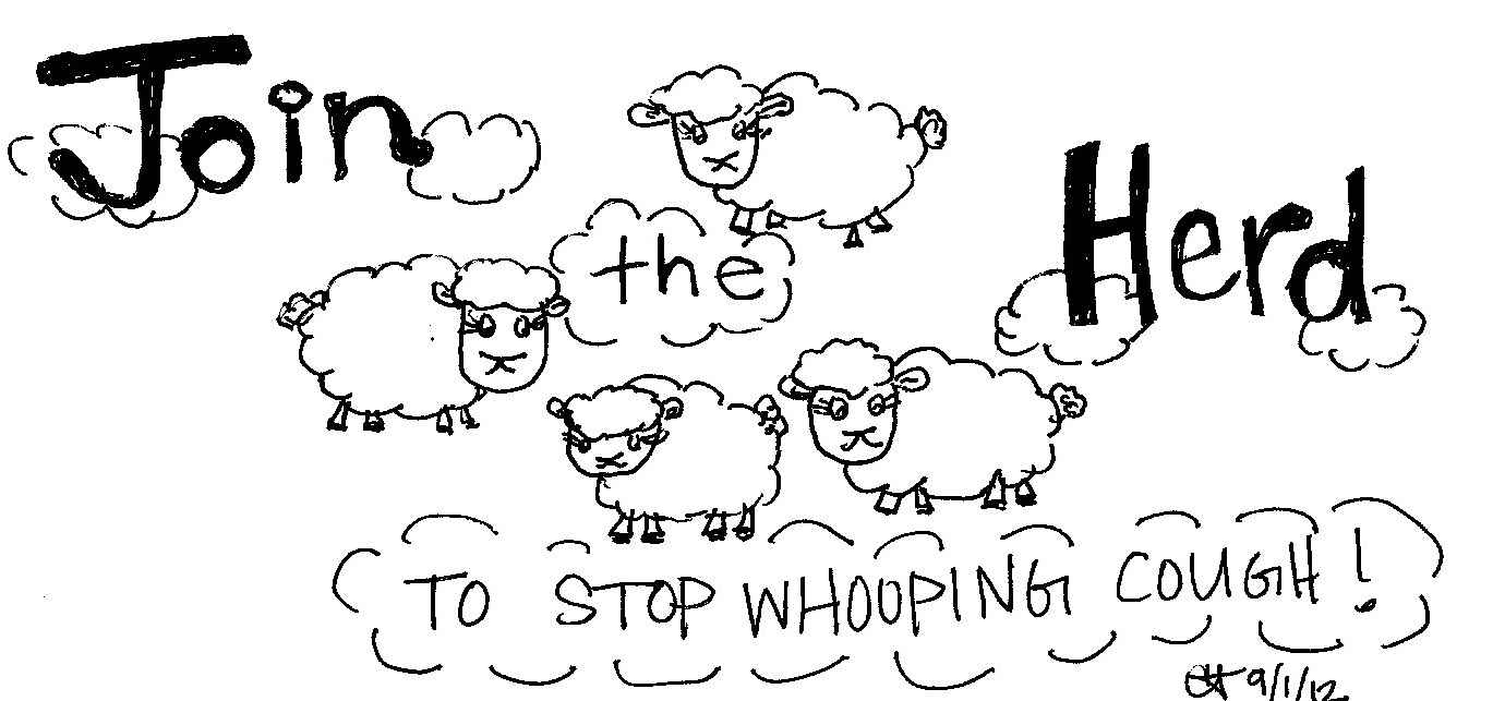 Your Graphic Health: Join the Herd to Stop Whooping Cough