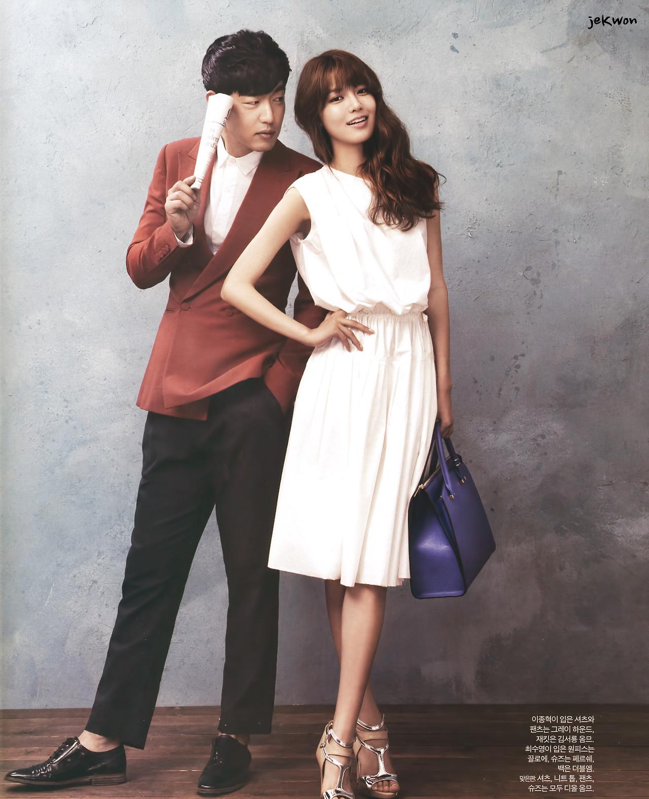Sooyoung di Dating Agence Cyrano