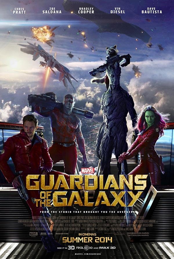Vệ Binh Giải Ngân Hà - Guardians Of The Galaxy (2014)