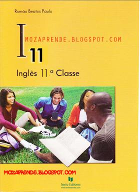 Livro Inglês 11ª Classe (Textos Editores) PDF