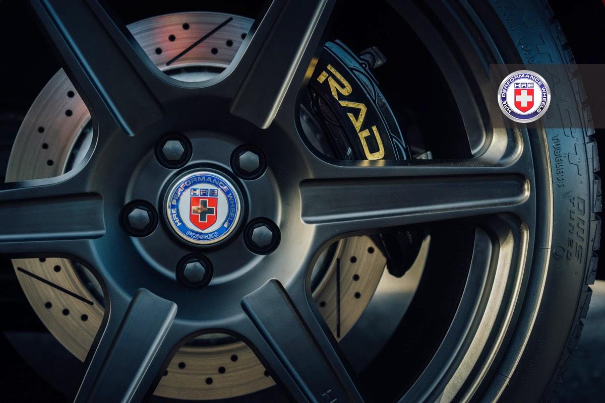 Mercedes-Benz W447 Metris on TR106 HRE Wheels | BENZTUNING