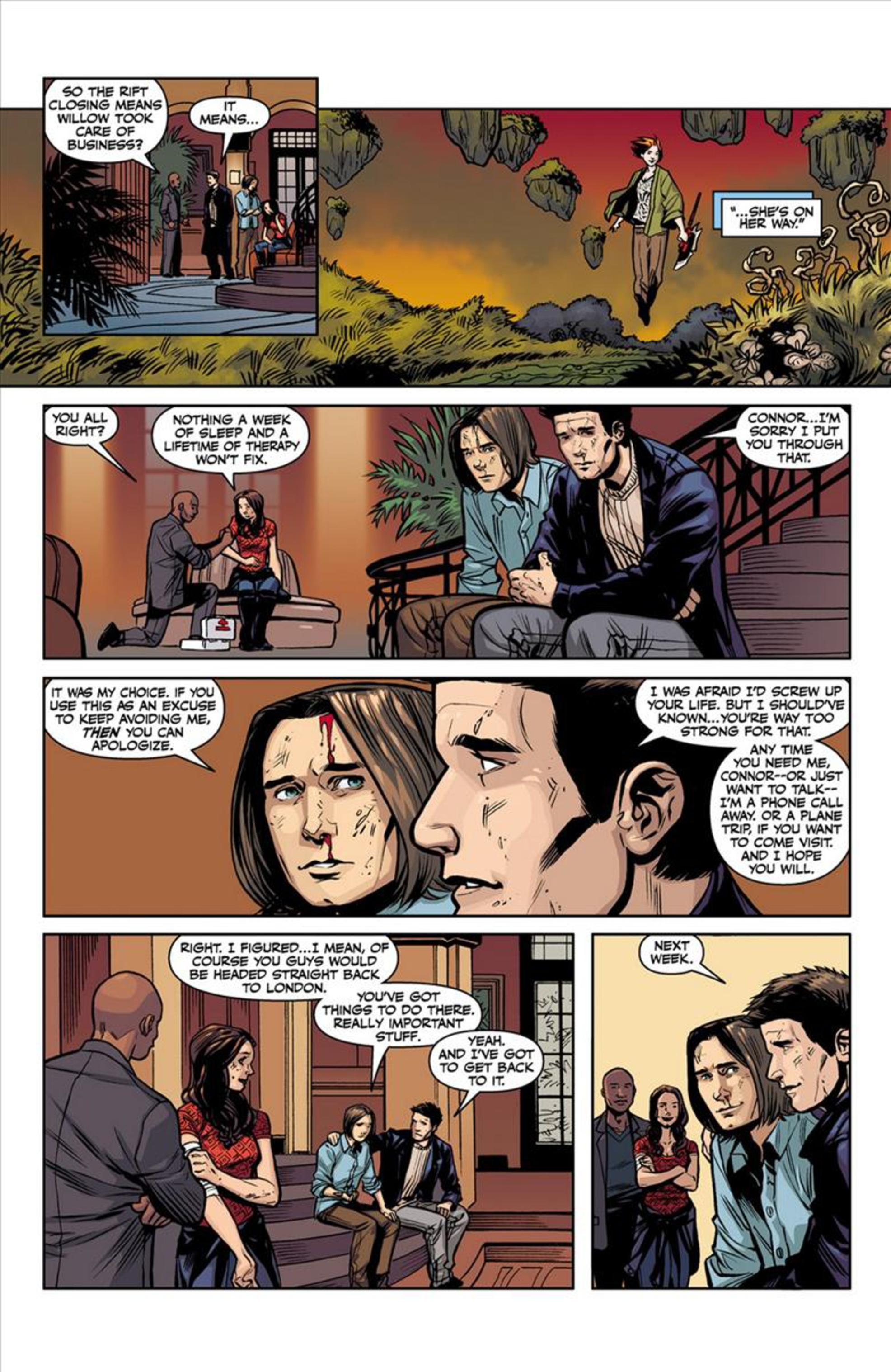 Angel and Faith issue 14 - Page 22