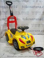 Ride-on Car Yotta Toys Sang Pengejar Seri Meteor