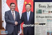 Bantah Klaim Luhut, Walhi Akhirnya Bongkar Jebakan Utang China di Proyek OBOR