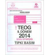 Örnek Akademi 8.Sınıf TEOG 2.Dönem 2014 Tıpkı Basım Soru Kitabı
