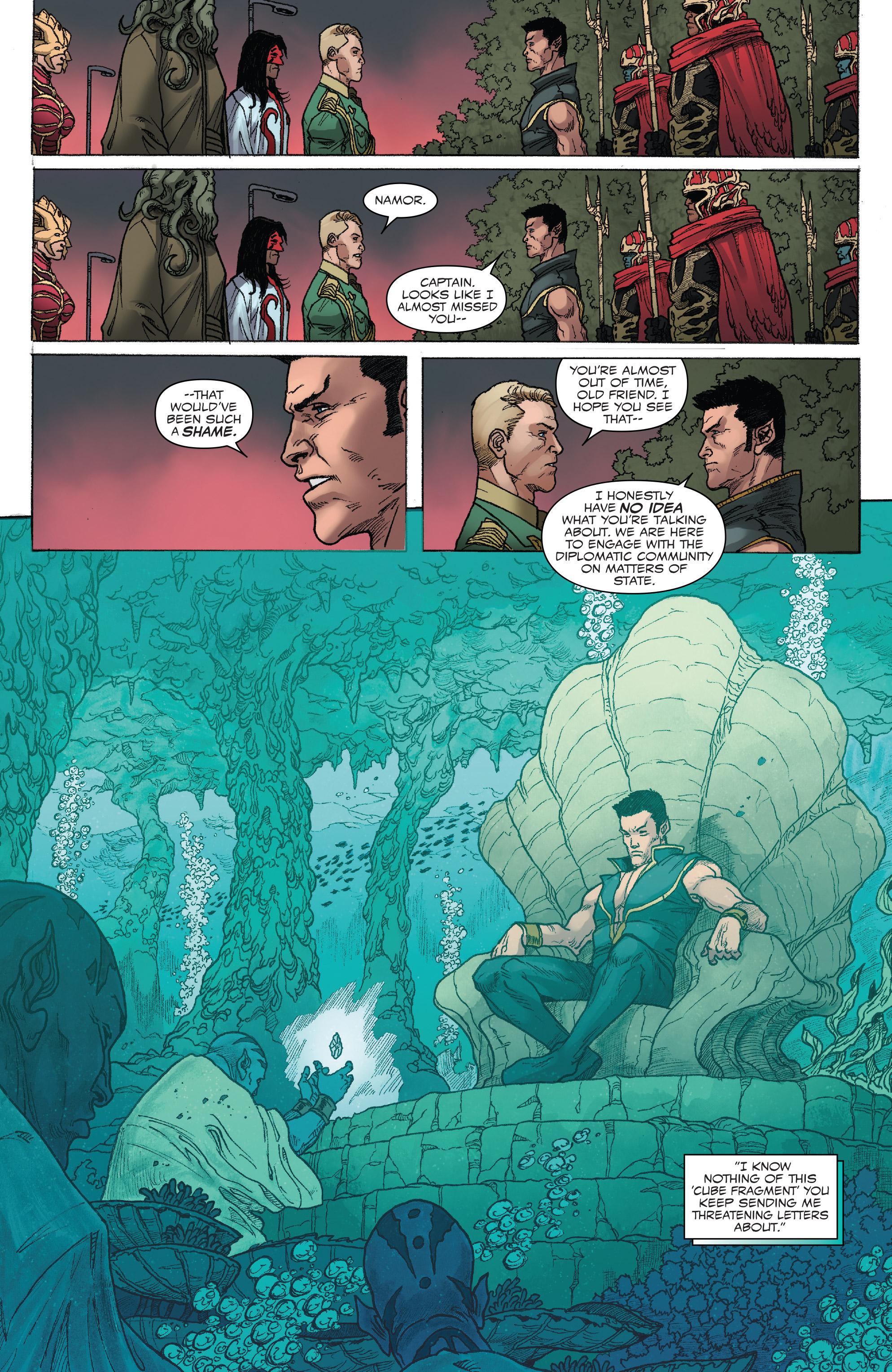 Read online Captain America: Steve Rogers comic -  Issue #18 - 20