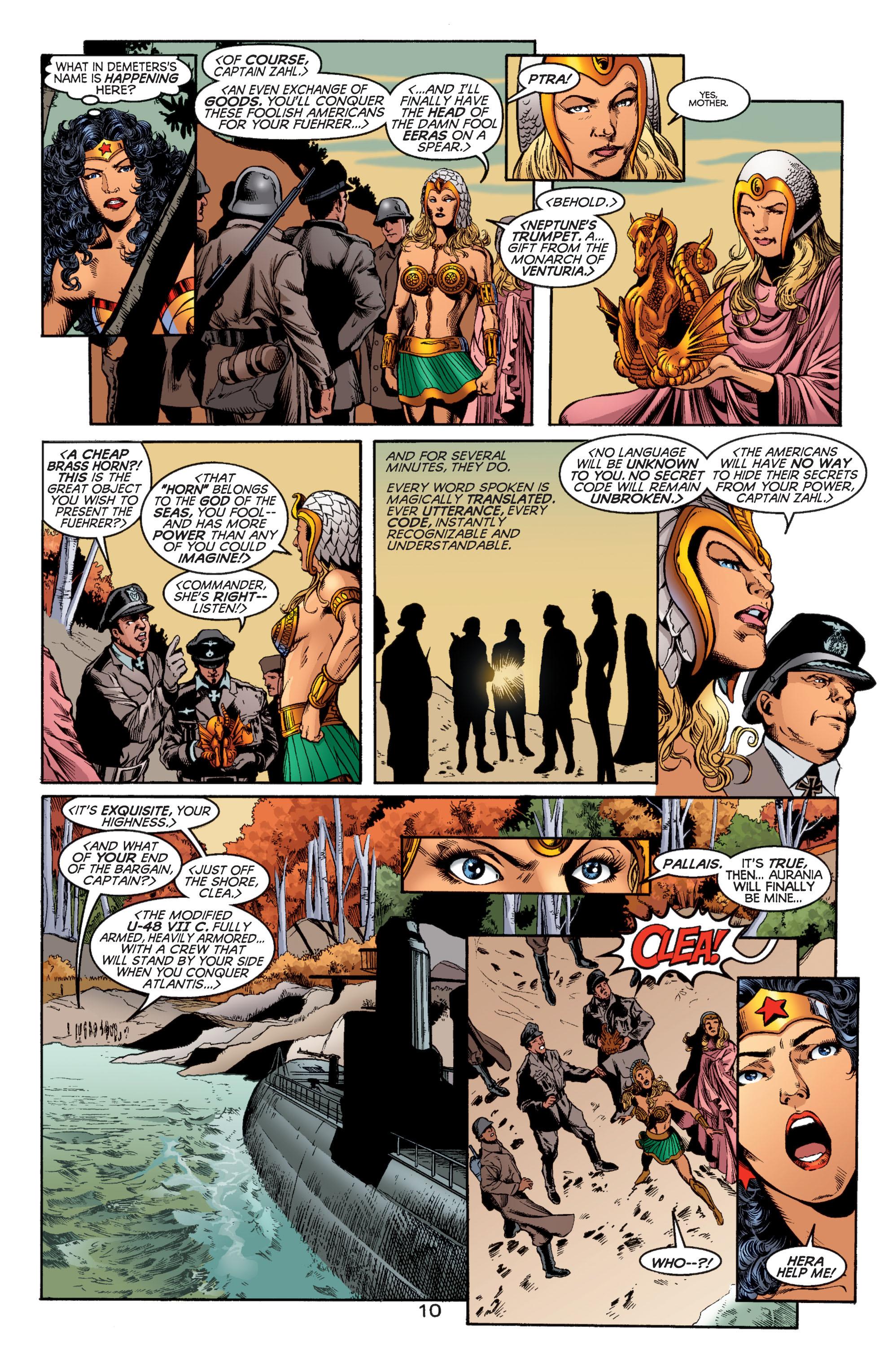 Read online Wonder Woman (1987) comic -  Issue #184 - 10