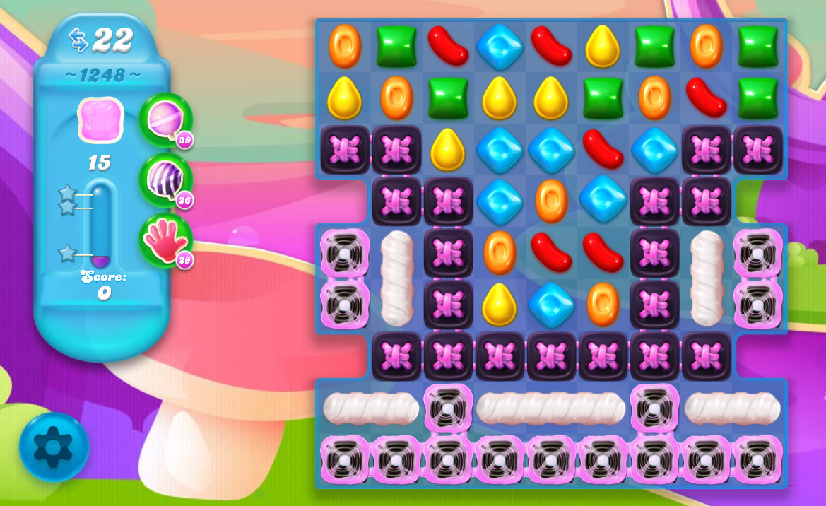 Candy Crush Soda Saga level 1248