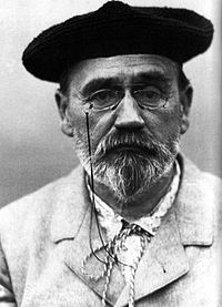 Émile Zola, Escritor Naturalista