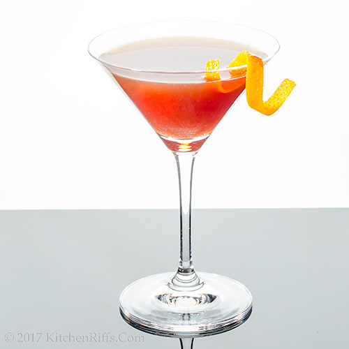 The Blood and Sand Cocktail