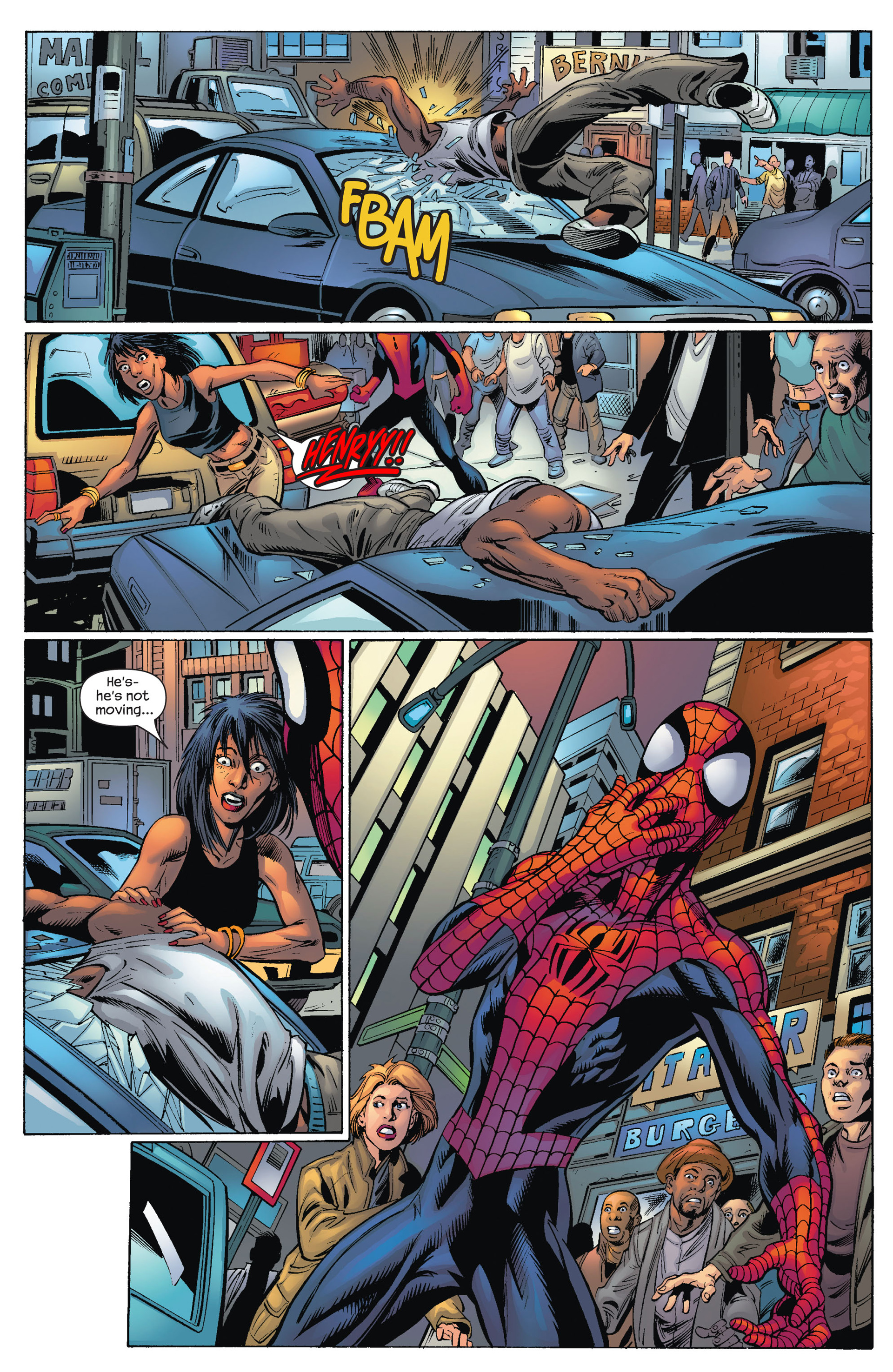 Read online Ultimate Spider-Man (2000) comic -  Issue #74 - 14