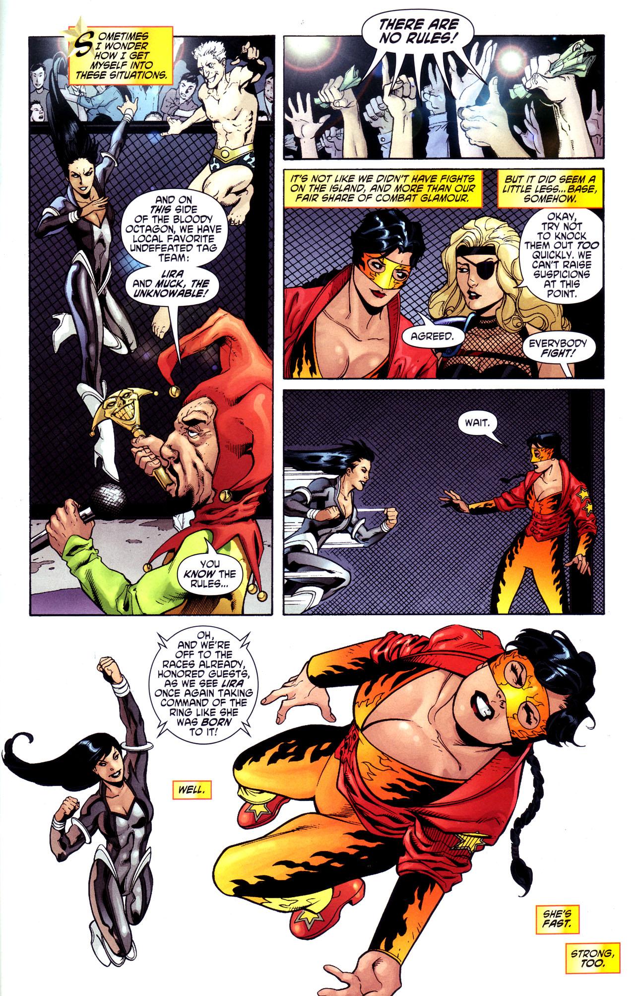 Read online Wonder Woman (2006) comic -  Issue #34 - 18