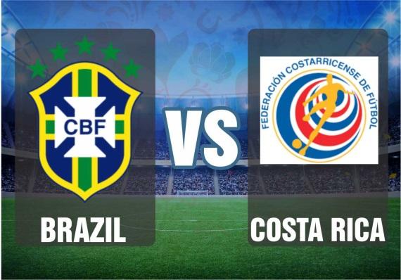 Brazil vs Costa Rica  World Cup 2018 Preview
