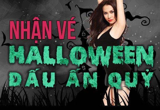 Tiệc Halloween miễn phí tai TP HCM