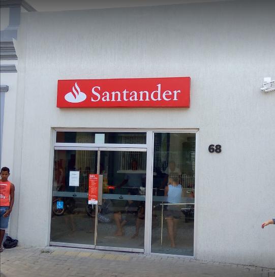 Agência do Santander é alvo de assalto em Goiana
