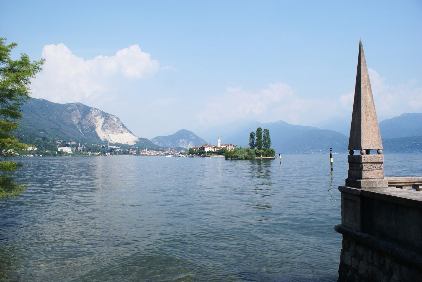 isole borromee borromées isola bella lago maggiore piemonte italy