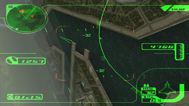 Ace Combat 3: Electrosphere Captura 5