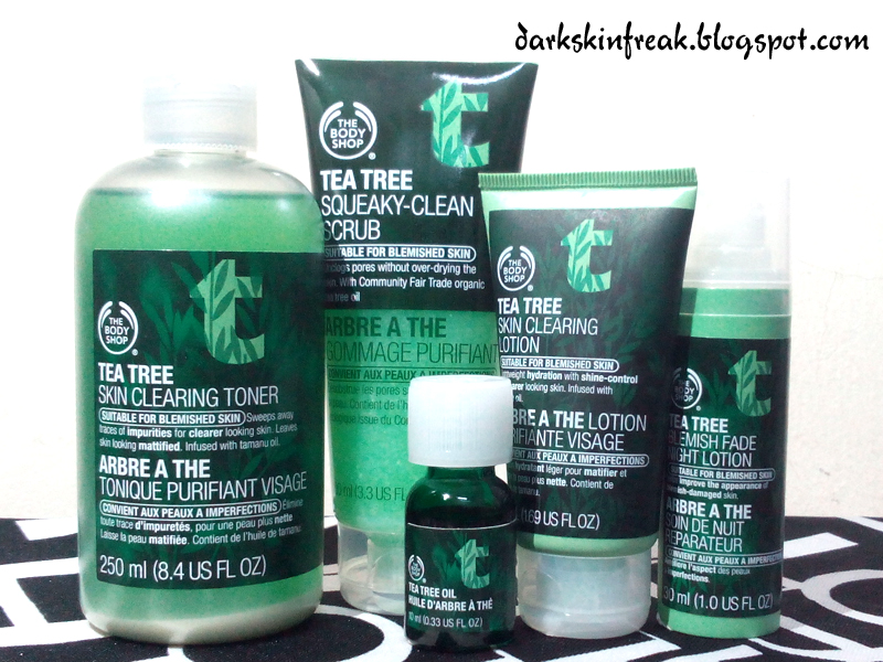 tea tree skin clearing clay mask review