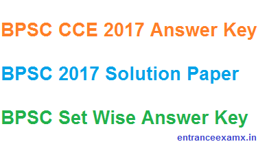 B{SC CCE Answer Key