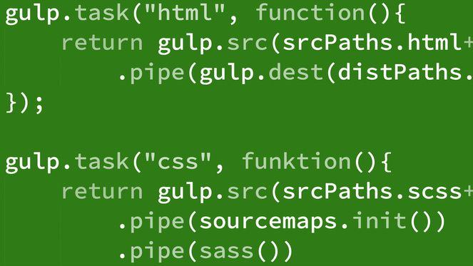 Desarrollo full-stack práctico: Configuración profesional de proyectos (Video2Brain)