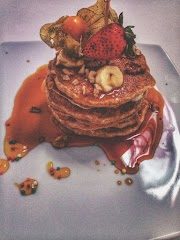 Am fost la Ciorbărie și la Pancakes & more.