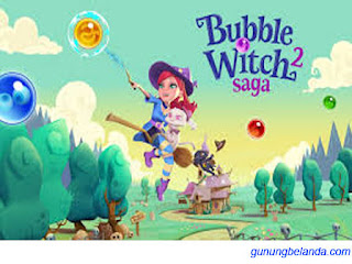 Bubble Witch Saga 3 2.0.8 Free Download APK