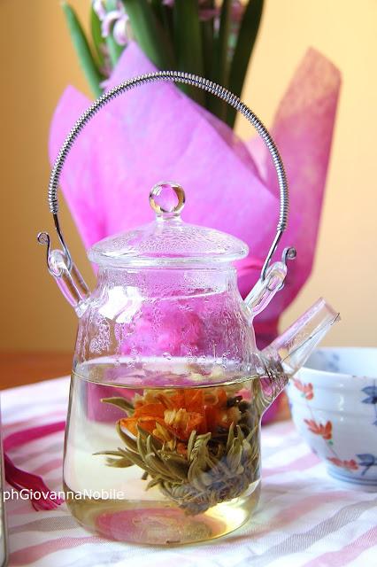 Ci prendiamo un tè insieme?
