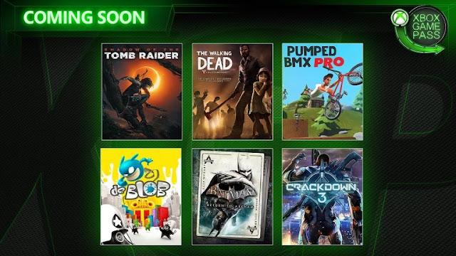 الكشف عن قائمة الألعاب المجانية القادمة خلال شهر فبراير لخدمة Xbox Game Pass