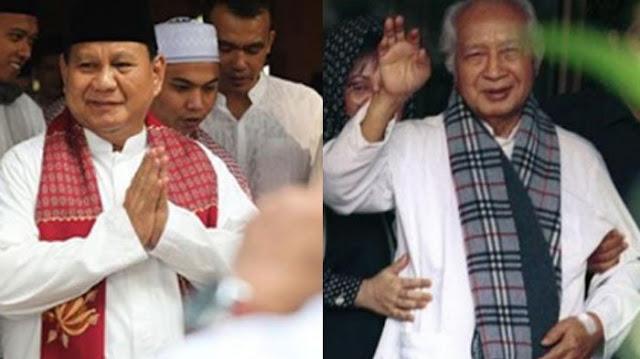 Prabowo Buat Pengakuan Mengejutkan soal Mundurnya Soeharto