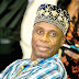 Rotimi Amaechi Caught On Camera Sleeping At His 52nd Birthday Lecture (Photo)