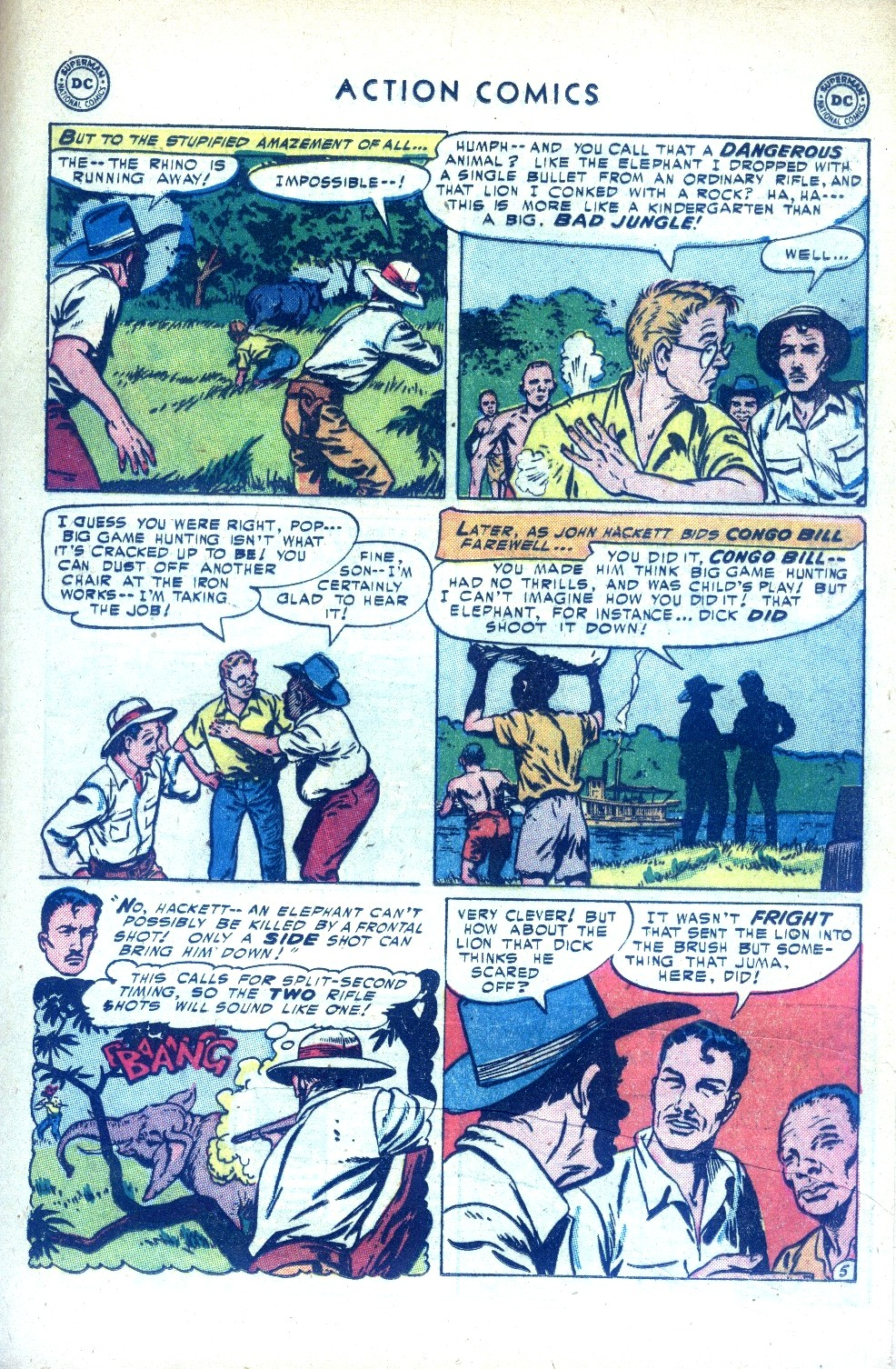 Read online Action Comics (1938) comic -  Issue #189 - 21