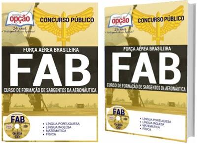 Apostila FAB 2017/2018 - Sargentos CFS/2