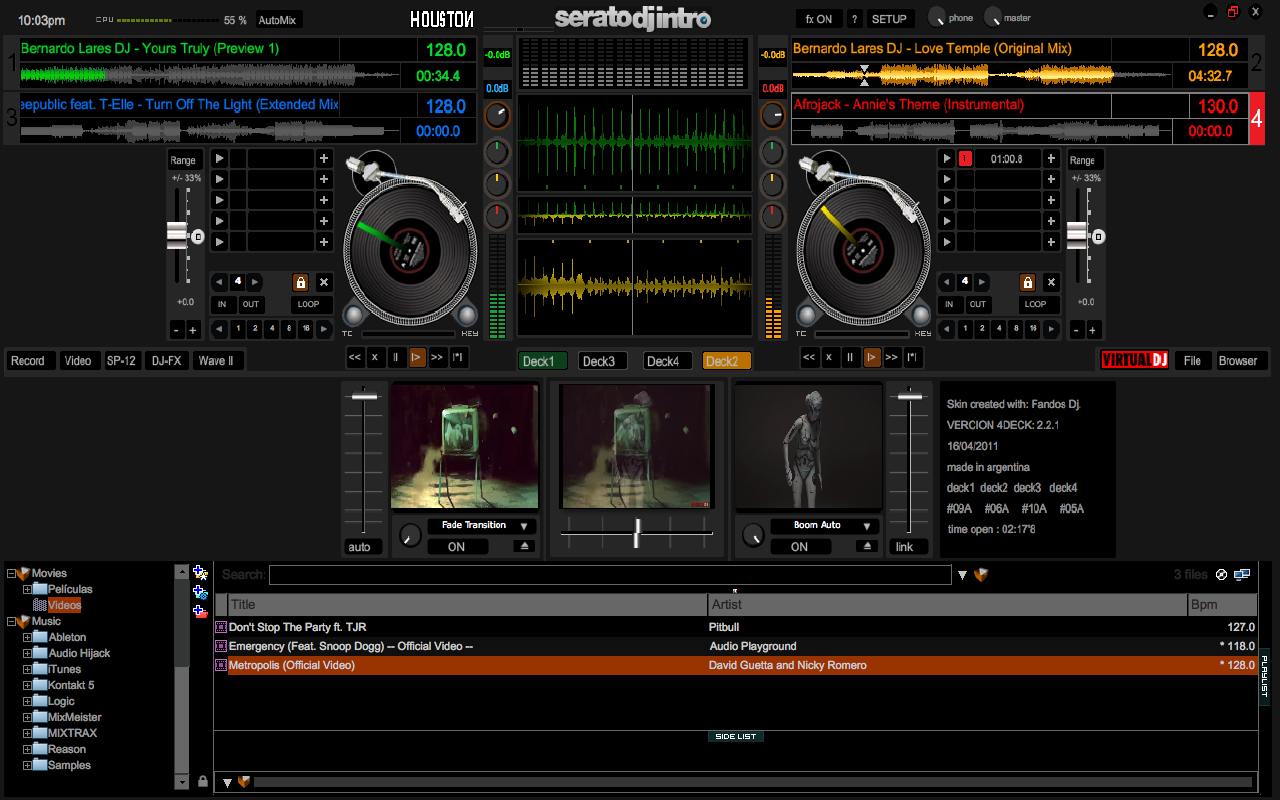 Virtual Dj Vs Serato