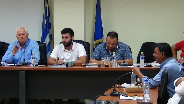 9η Τακτική Συνεδρίαση Δημοτικού Συμβουλίου Τριφυλίας έτους 2018