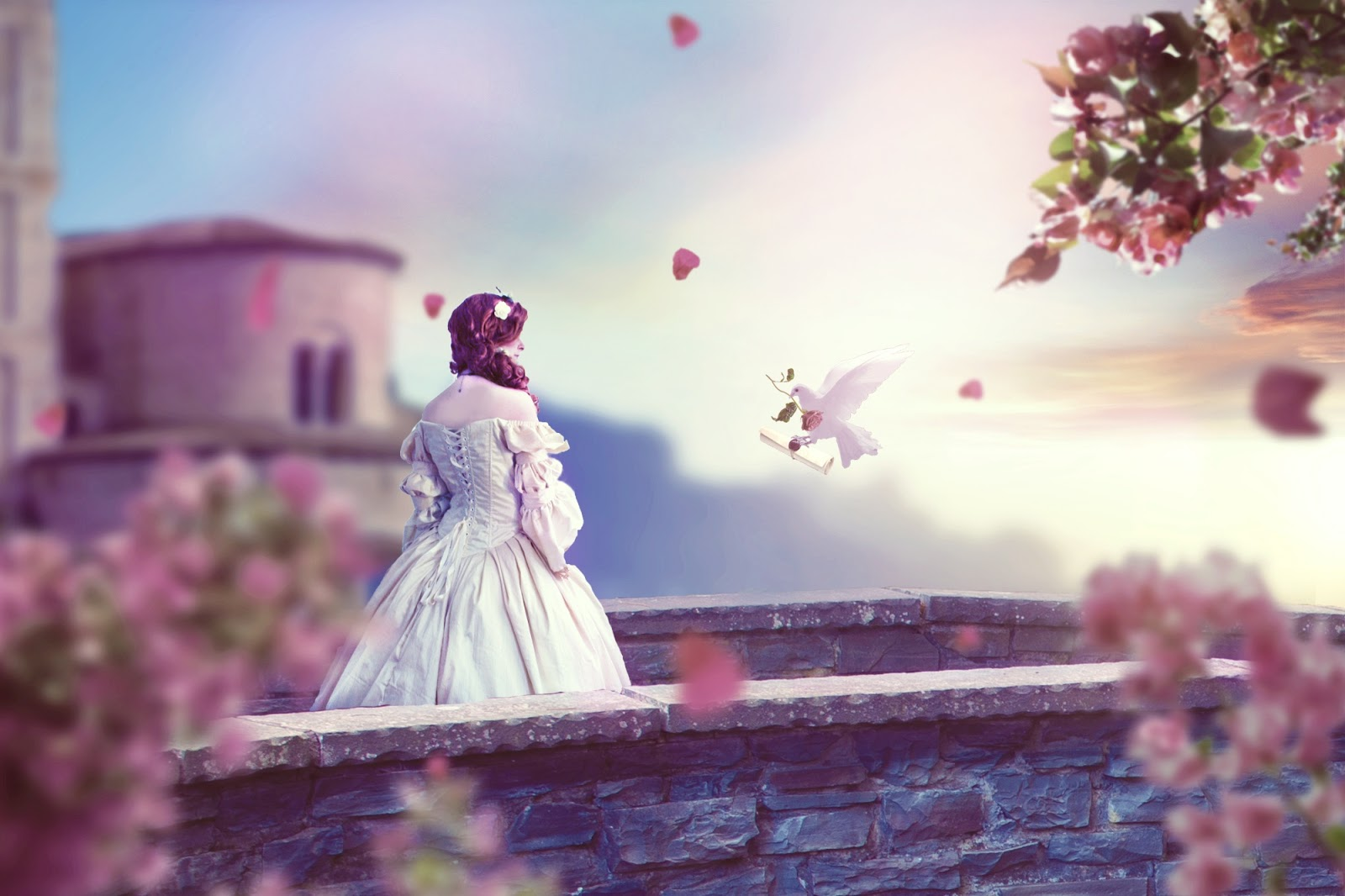 Dreamy, Emotional Photo Manipulation by Tutsplus