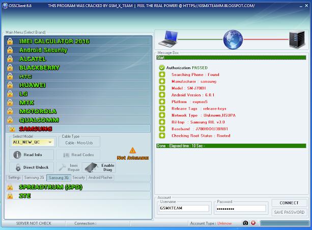 OSS Client v8 6 Full Free No need Activation Setup Free