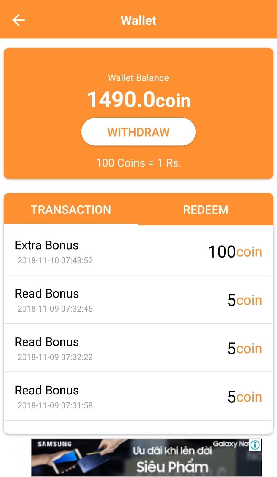 Kiếm tiền với ứng dụng Loot Bazaar