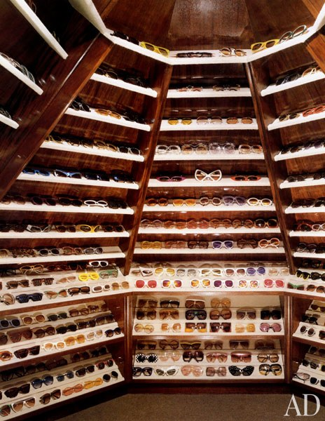 Elton John luxury fantasy closet